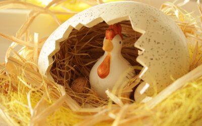 Velikonoční návrat do dětství podle Karol