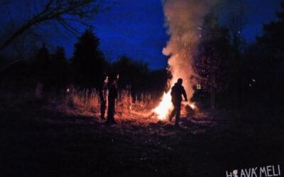 Beltain – čarodějnice a magická noc ohňů