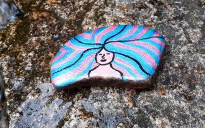 Putovní malované kameny – jak na to?