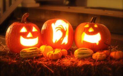 Proč se slaví Halloween a co tvořit s dětmi?